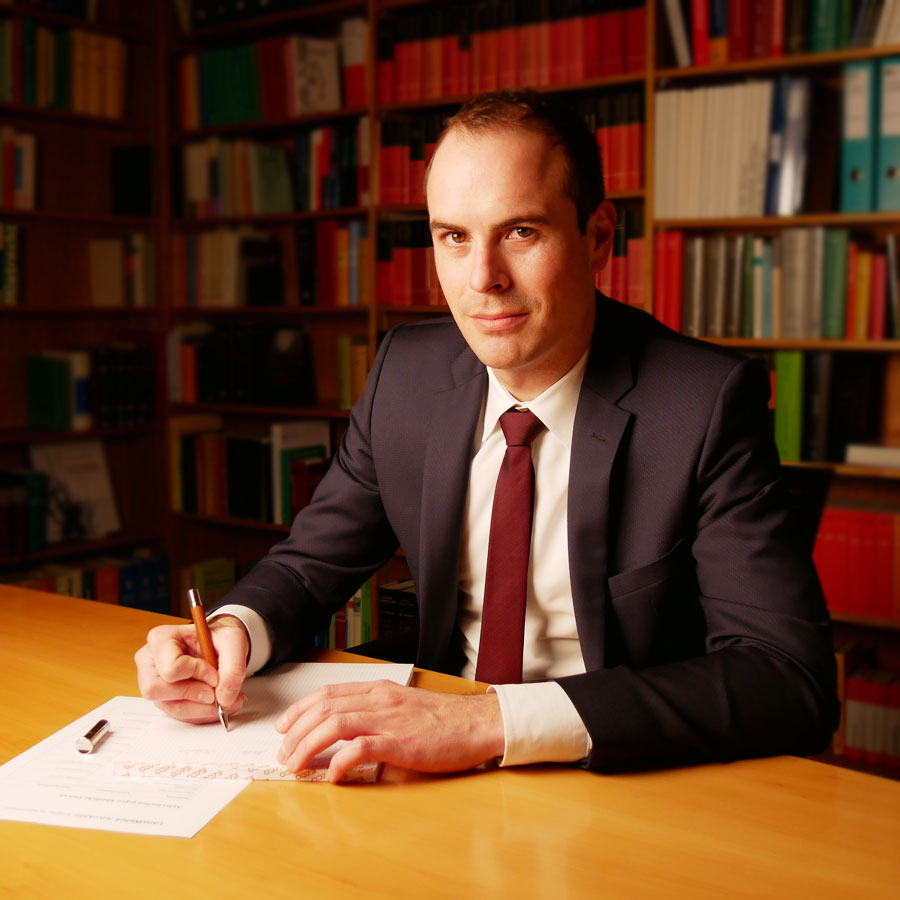 David Holliger - Lanz Wehrli Advokatur AG (Zofingen)