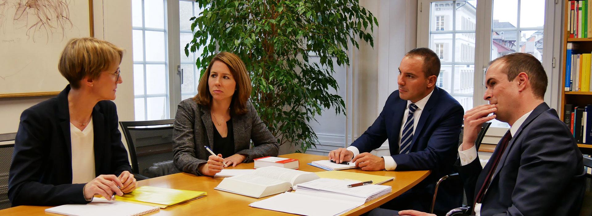 Team Lanz Wehrli Advokatur AG